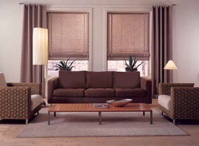 Roman blinds mansfield